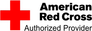 American Red Cross Authorized Provided